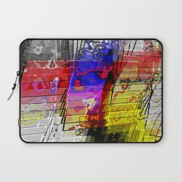Exit Stage Left Laptop Sleeve