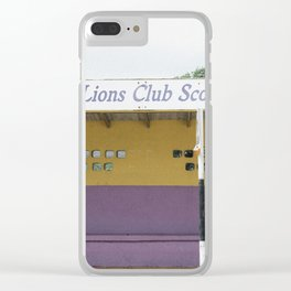 barbados 2017 Clear iPhone Case