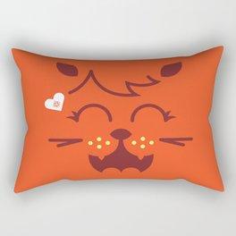 UNDO   ILU Pet Lover series[ nena ] Rectangular Pillow