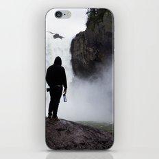 Twin Peeks iPhone & iPod Skin