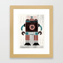 Always Watching // Big Brother Framed Art Print