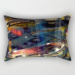 Pinball 3 Rectangular Pillow