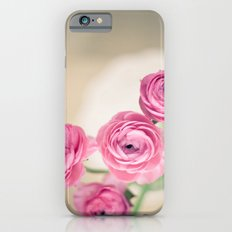 Ranunculus in Morning Light iPhone 6s Slim Case