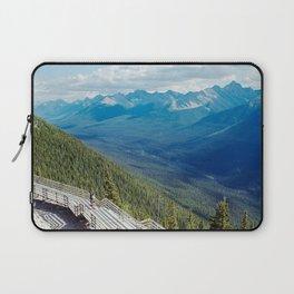 Canadian Rockies Laptop Sleeve