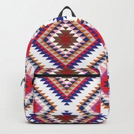 Aztec Rug Backpack