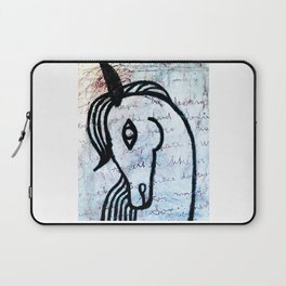 A horse from foreign country Laptop Sleeve