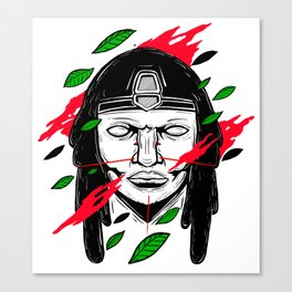 Nativo Canvas Print