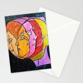 CRÁNEOS 11 Stationery Cards