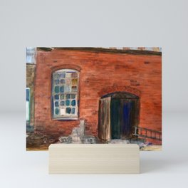 Newmarket Mills Watercolor III Mini Art Print