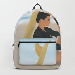 Surfboard Shade Backpack