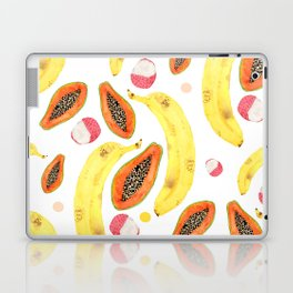 tropical juice (white) Laptop & iPad Skin