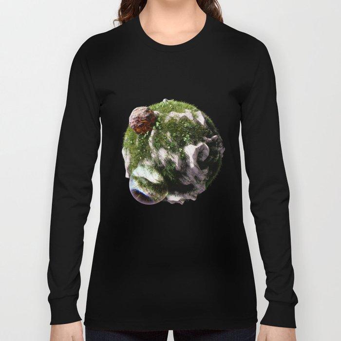 Planet #002 Long Sleeve T-shirt