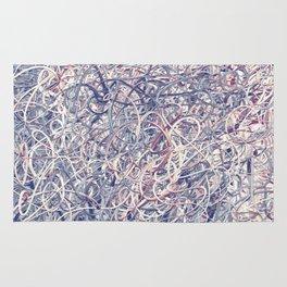 Digital Pollocks Rug