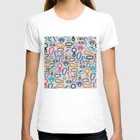 climbing T-shirts featuring Climbing Stuff by Poli Cunha