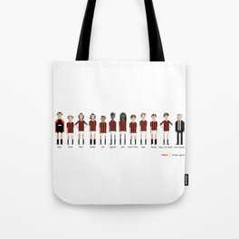 Milan - All-time squad Tote Bag