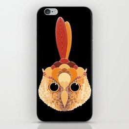 INDY BIRD iPhone Skin