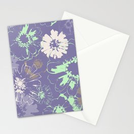 Late Summer Lavender Stationery Cards