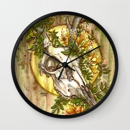 Brave Wall Clock