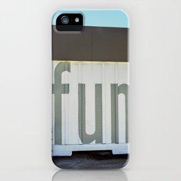 Fun iPhone Case