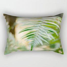 Fern Beneath the Redwoods Rectangular Pillow
