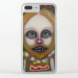 humour Clear iPhone Case