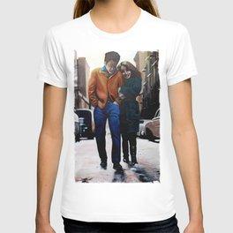 THE FREEWHEELIN' BOB DYLAN T-shirt