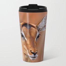 Impala - Africa wildlife Travel Mug