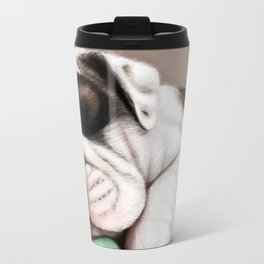 Sleeping Puppy Travel Mug