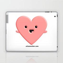 Lovely Heart Laptop & iPad Skin