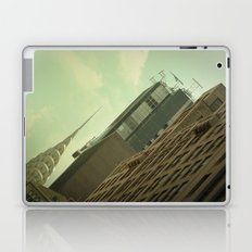 Skewed view Laptop & iPad Skin