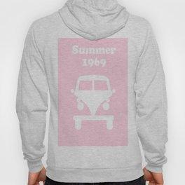 Summer 1969 -  pink Hoody