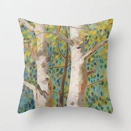 Deepening of the Spirit Throw Pillow
