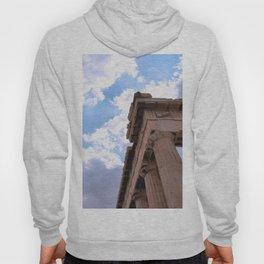 Sky above Parthenon Hoody