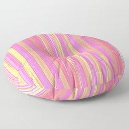 Zipper Strip Floor Pillow