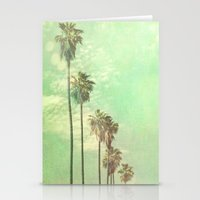 la Stationery Cards featuring Los Angeles. La La Land photograph by Myan Soffia