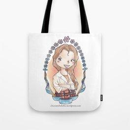 Emilia Ulloa Tote Bag
