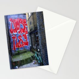 End Of The Alley Stationery Cards