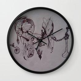 Hikyir Wall Clock