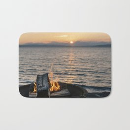 Seaside Serenity Bath Mat