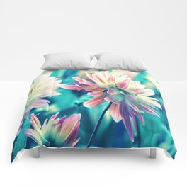 Magic Dahlia Love Comforters