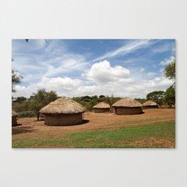 Boma Canvas Print