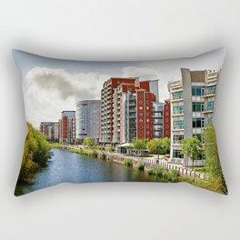 River Aire Leeds Rectangular Pillow