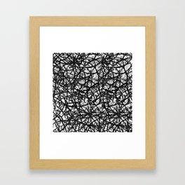 Grunge Art Abstract  G59 Framed Art Print