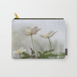 Delicate Springtime Carry-All Pouch