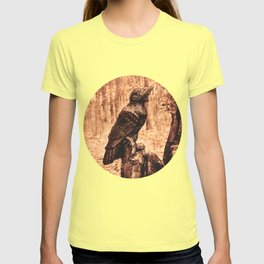 Raven (Slavanic paganism) T-shirt