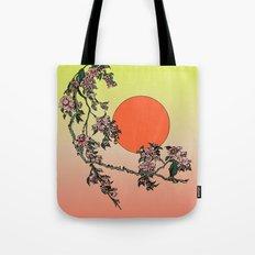 Pugry Blossom Tote Bag