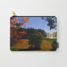 Tree watching in springtime Carry-All Pouch