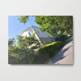 Atlanta Architecture Metal Print