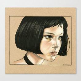 Mathilda Canvas Print