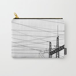 Electricity Plant Carry-All Pouch